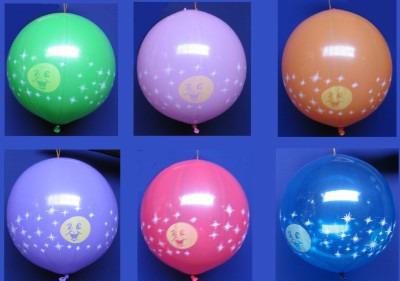 Ballons zum Rasseln