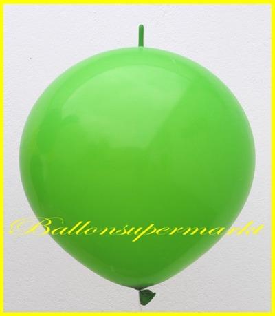 riesen-kettenballon-gruen