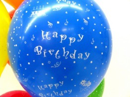 Happy Birthday Luftballon Geburtstag