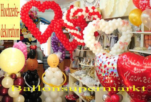 Hochzeitsdekoration-Dekoration-Hochzeit-im-Ballonsupermarkt