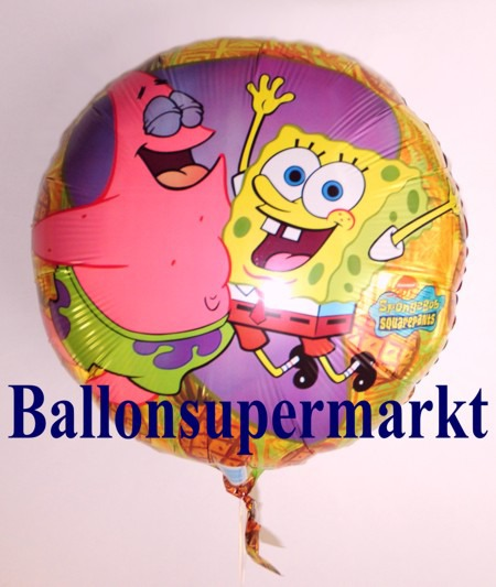 SpongeBob-Luftballon-Squarepants-Folienballon