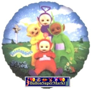 Folienballon Tele Tubbies