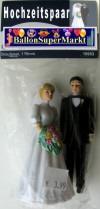 Hochzeitspaar, Dekoration zu Hochzeitsfeiern
