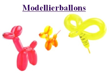 Modellierballons