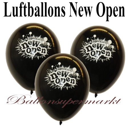 Luftballons-New-Open-Schwarz