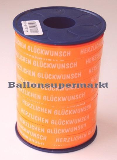 ballonband-herzlichen-glückwunsch-orange