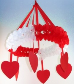 Hochzeitsglocken Dekorationskränze Liebe & Hochzeit Hochzeitsdeko