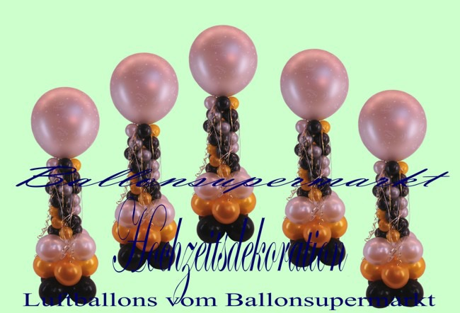 Hochzeitsdeko-Just-Married-Ballondeko-vom-Ballonsupermarkt
