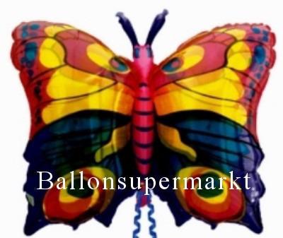 Schmetterling Luftballon