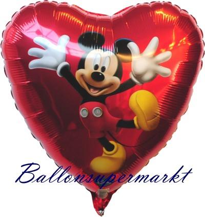 Micky-Maus-Dancing-Luftballon-Folien-Luftballon-ohne-Helium-Ballongas