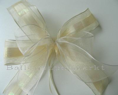 Hochzeitsschleife, Dekoration Hochzeit, Zierschleife. 10