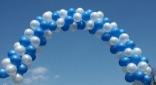 Luftballongirlande selbst gemacht