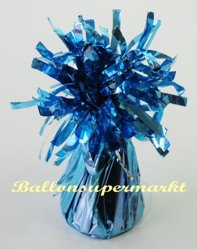 Ballongewicht-Folie-Türkis
