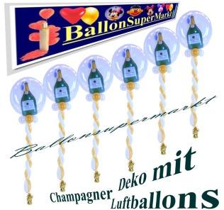 Deko-Luftballons-Bubbles-Sekt-Champagner