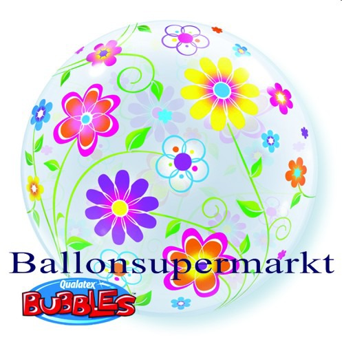 Bubble-Luftballon-Spring-Flowers-1