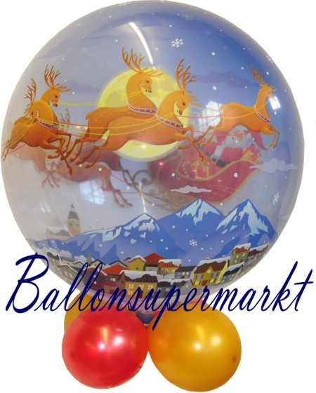 Bubble-Ballon-zu-Weihnachten-und-Nikolaus