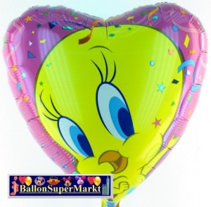 Folienballon Tweety