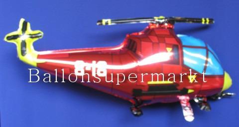 Hubschrauber Luftballon