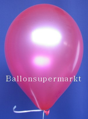 Luftballon Metallic Fuchsia