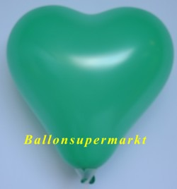 Gruener-Herzluftballon-Mini
