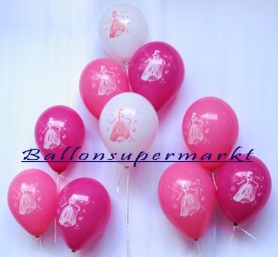 Motiv-Luftballons-Prinzessin-Ballonsupermarkt