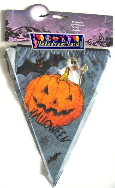 Wimpelkette Halloween, Partydeko