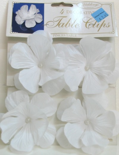 Hochzeit Tischdekoration Hochzeitsblüten