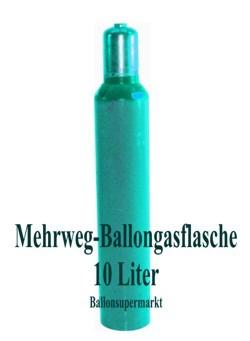 Ballongasflasche-Mehrweg-10-Liter
