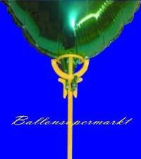 Ballonstäbe, Luftballonstäbe, Ballonhalter und Luftballonhalter auch für Folienballons