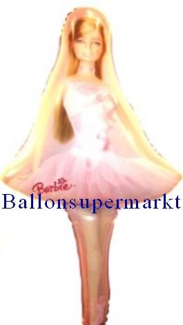 Barbie Luftballon Barbie-Puppe Folienballon