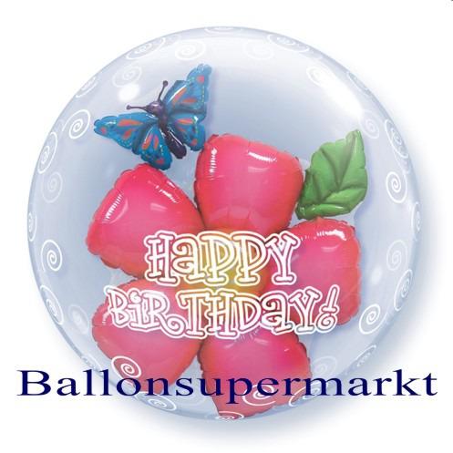 Birthday-Flower-Bubble-Luftballon-Geburtstagsballon-1