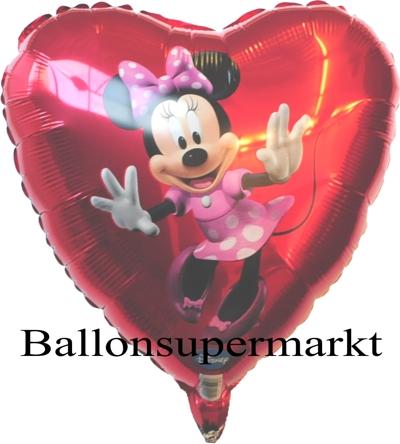 Luftballon Mini Maus, Minnie Mouse Dancing