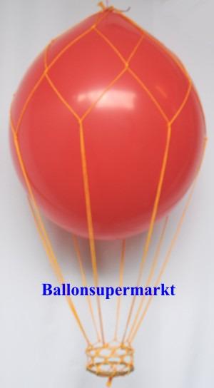 Fesselballon-Gelb