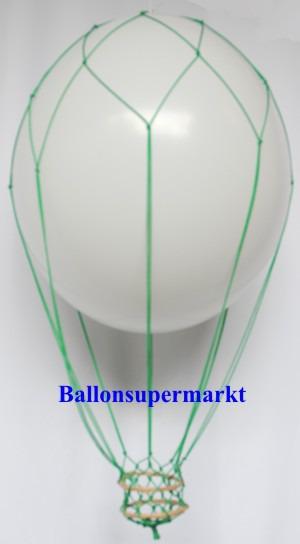 Fesselballon-Weiß