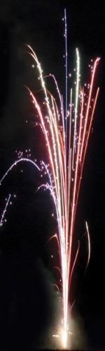 Feuerwerk zu Hochzeit, Silvester, Event und Party