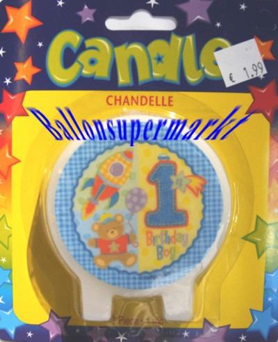 Geburtstagskerze-1.-Geburtstag-Boy-erster-Kindergeburtstag