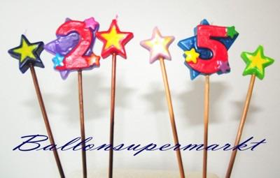 Geburtstagskerzen-Zahlen-Geburtstagszahlen-Kerzen