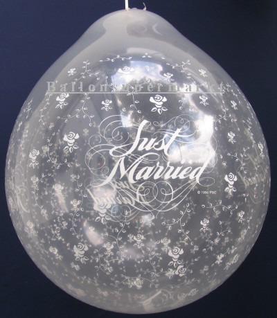 Geschenkballon Hochzeit, Verpackungsballon, Stuffer-Ballon für Hochzeitsgeschenke