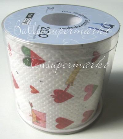 Toilettenpapier, Designer Collection, Liebe, Love
