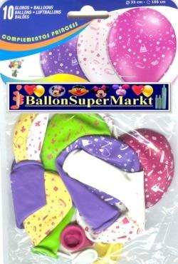 Motiv-Luftballons-Princess