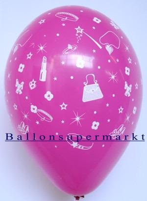 Princess-Luftballon