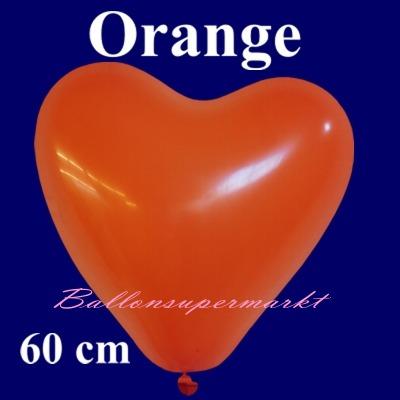 herzluftballon-farbe-orange-60-cm