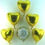 Gewichte für Luftballons mit Helium