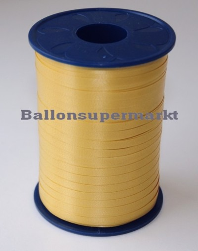 Ballonband-Rolle-Gold