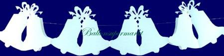 Glockengirlande-Hochzeit-Dekoration
