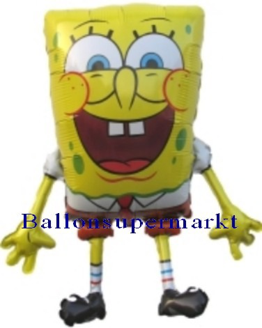 Spongebob Schwammkopf Luftballon