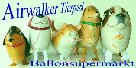 Airwalker-Tierpark-Luftballons