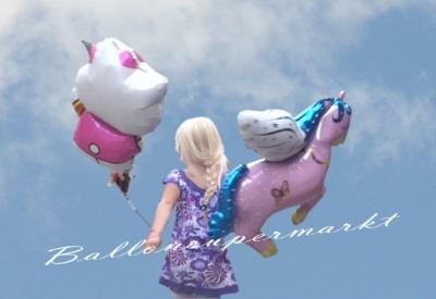 Luftballons für-Kinder: Pegasus Luftballon