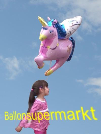 Pegasus-Luftballon
