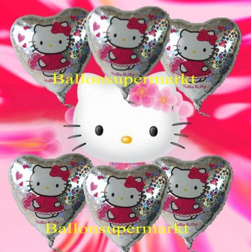 Hello-Kitty-Luftballons
